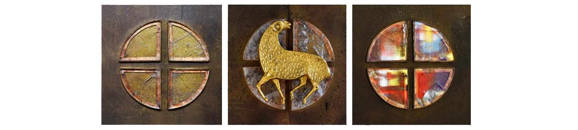 St. Josef | Tabernakel | Fotomontage